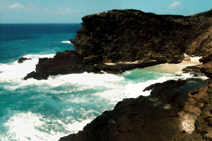 Halona Cove Oahu Eternity
